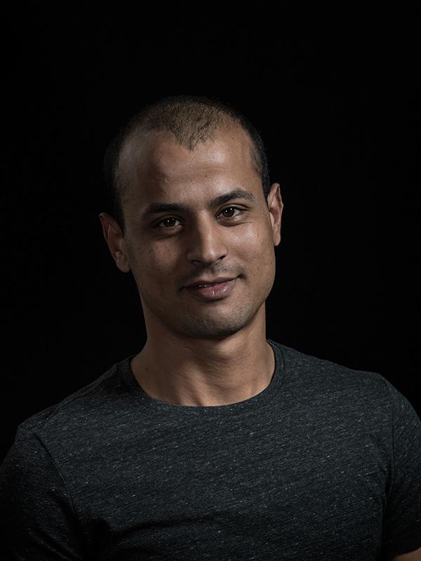Mohammed Ali, Tunesien, 3 days